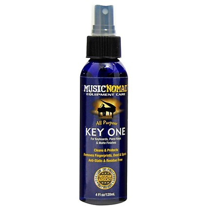Music NoMad Key ONE All Purpose Cleaner - Keyboards, Matte Pianos (249072)