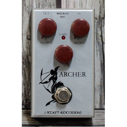 Rockett Archer Pedal - Overdrive/Boost (250405)