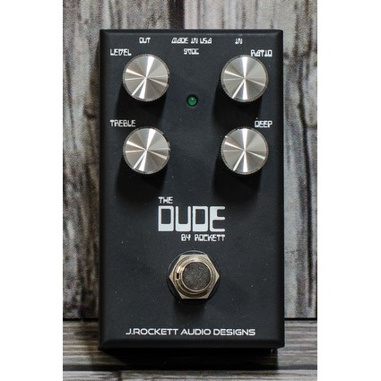 Rockett Dude Pedal V2 - Overdrive (250443)