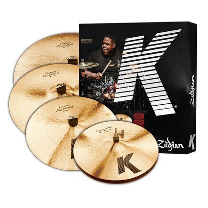 Zildjian K Custom Dark Box Set (251303)