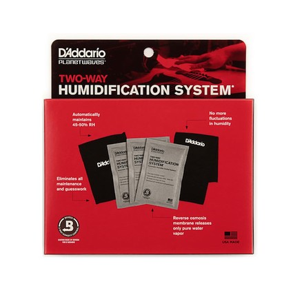 D'addario Humidipak Automatic Humidity Control System (for Guitar) (253796)