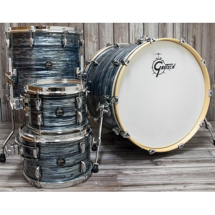 Gretsch Renown Maple 4Pc Shell Pack - Silver Oyster Pearl - CLEARANCE (254502)