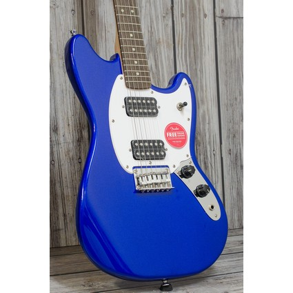 Squier Bullet Mustang HH - Imperial Blue (257428)