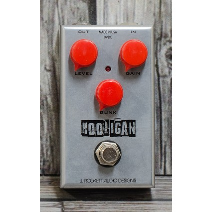 Rockett Hooligan Pedal - Fuzz - CLEARANCE (259507)