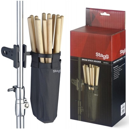 Stagg DSHB10 Drum Stick Bag Holder (259798)