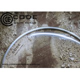 "Code DNA 1 Ply Clear Drumhead 10"" (260381)"