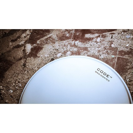 Code DNA 1 Ply Coated Drum Head (12 inch) (260442)