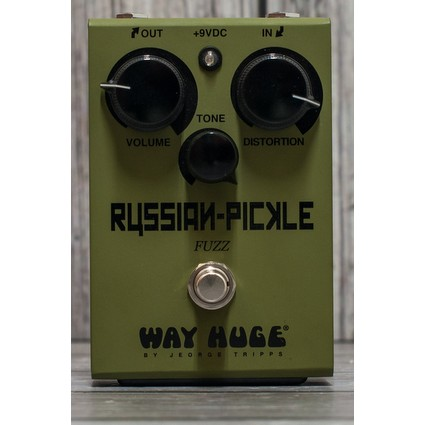 Wah Huge Russian Pickle Fuzz WHE408 - CLEARANCE (262866)