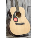 Fender CC60S Solid Top Acoustic Left Hand - Natural (264419)