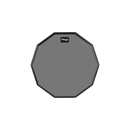 "Stagg TD-12R 12"" Drum Stick Practice Pad (271202)"