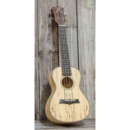 Snail UKC-490 Concert Ukulele Spalted Maple Ebony Board (271271)