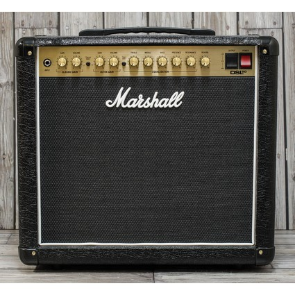 Marshall DSL20CR 20 Watt Combo (272056)