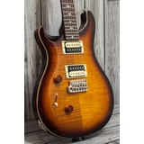 PRS SE Custom 24 Left Hand Tobacco Sunburst (279048)