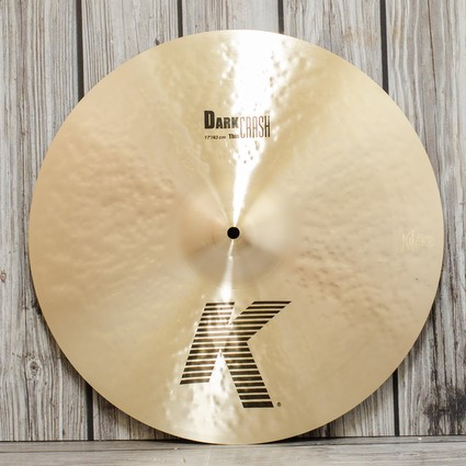 "Zildjian K Dark Crash Thin - 17"" (280839)"