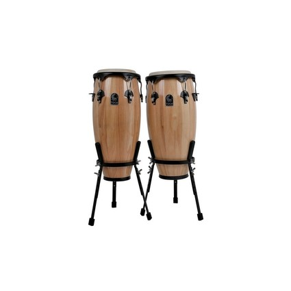 Toca Synergy Series Congas Inc Basket Stands - Natural (283267)