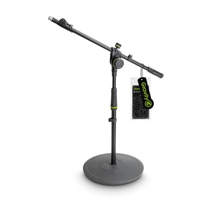 Gravity Mini Mic Stand With Round Base MS2222B (285575)