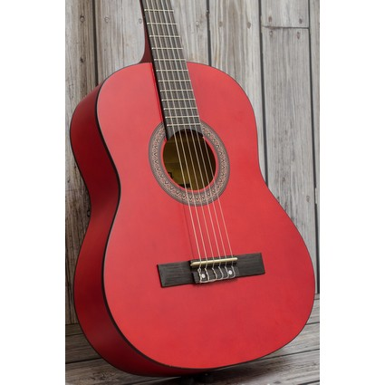 Stagg C430 3/4 Classical Guitar Red (286961)