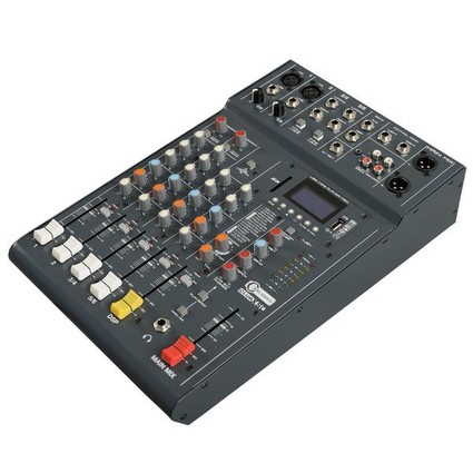 Studiomaster Club XS 6-4 6 Channel Mixer (289023)