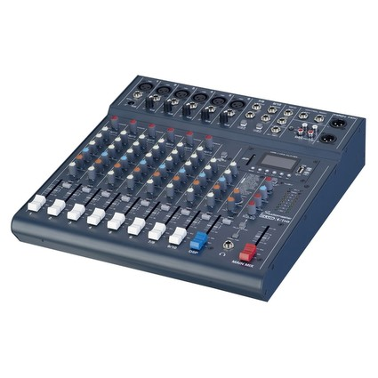 Studiomaster Club XS 10, 10 Channel Mixer (289047)