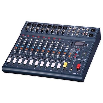 Studiomaster Club XS 12-10 12 Channel Mixer (289054)