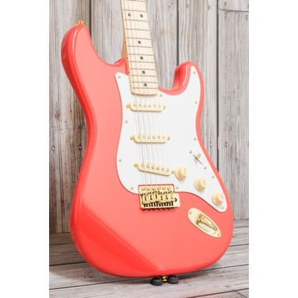 Revelation RSS Sleepwalk Fiesta Red Electric Guitar (292795)