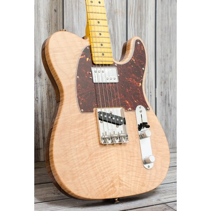 Fender Rarities American FMT Chambered Telecaster Natural H/S (293402)