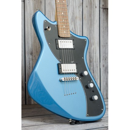 Fender Meteora, Pau Ferro Fingerboard, Lake Placid Blue (293433)