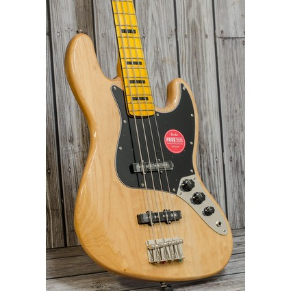 Squier Classic Vibe 70's Jazz Bass Nat Maple (293570)