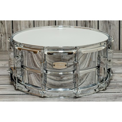 Yamaha Stage Custom Steel Shell Snare Drum 14x.6.5 (293679)