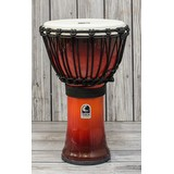 "Toca 9"" Freestyle Rope Tuned Djembe - African Sunset (293983)"