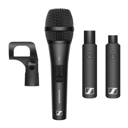 Sennheiser XSW-D Digital Hand Held Set Radio System (295321)