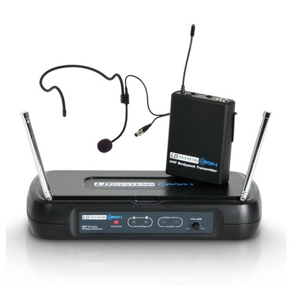 Sennheiser XSW 2 ME3 E Wireless Headset