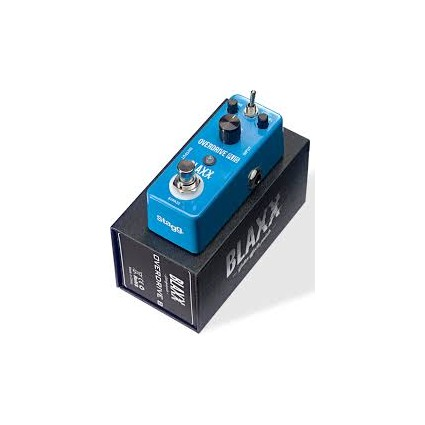 Blaxx 2 Mode Overdrive A Mini Pedal (295697)