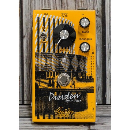 Fredric Effects Dresden Synth Fuzz (mkII) (296632)
