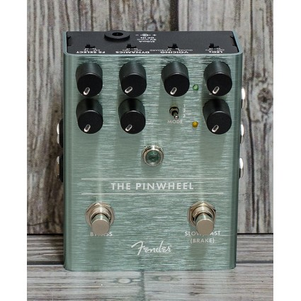 Fender The Pinwheel Rotary Speaker Emulator Pedal (299954)