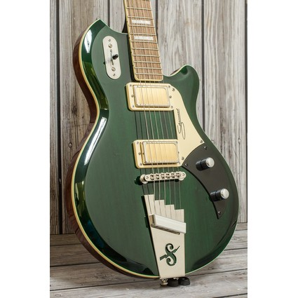 Supro Silverwood 1296 Racing Green (301657)
