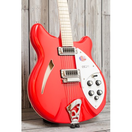 Rickenbacker 360 Limited Edition Pillarbox Red (301701)