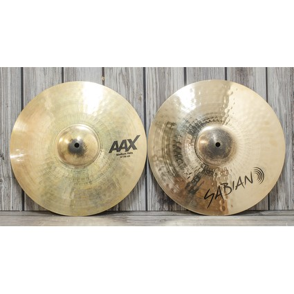 "SABIAN AAX 14"" Medium Hi-hats (303453)"