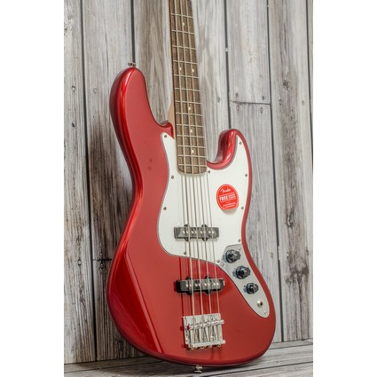 Squier Contemporay Jazz Bass Laurel Dark Metalic Red (305709)