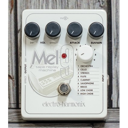 Electro Harmonix MEL9 Tape Replay Machine (307109)