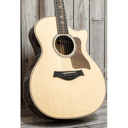 Taylor 814ce Electro Acoustic - V Class, Smoked Nickel Tuners (308229)