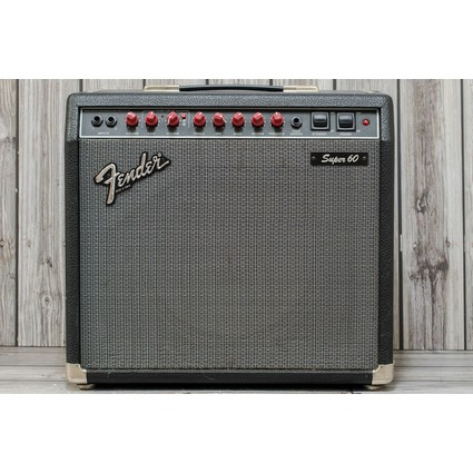 Pre Owned Fender Super 60 (Red Knobs) (308267)