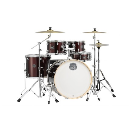 Mapex Storm Limited Edition Rock Kit - Red (308489)