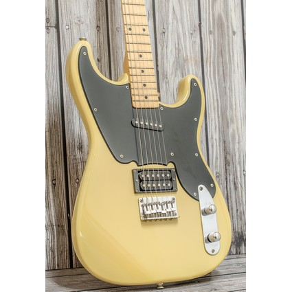 Pre Owned Squier 51 Strat/Tele Hybrid Butterscotch Blonde (308571)