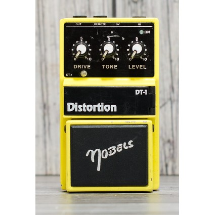 Pre Owned Nobles DT-1 Distortion Pedal (309059)