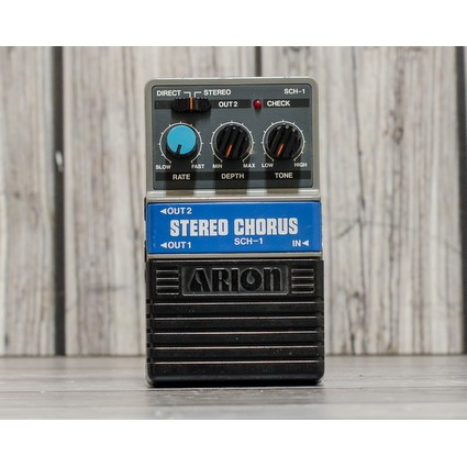 Pre Owned Arion SCH-1 Stereo Chorus Pedal MIJ (309219)
