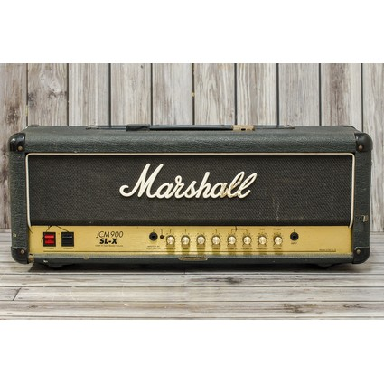 Pre Owned Marshall SLX100 Dual Gain 100w Head (309288)