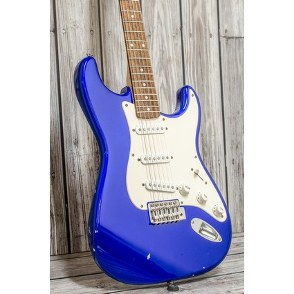 Pre Owned Squier Affinity Stratocaster Blue (309707)
