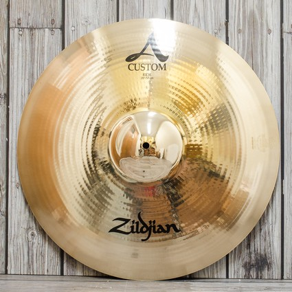 "Zildjian A Custom Ride Cymbal - 20"" (309851)"