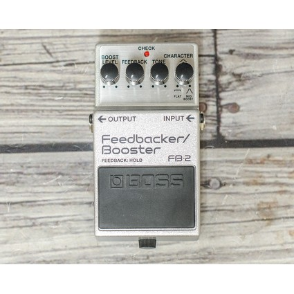 Pre Owned Boss FB-2 Feedback Booster (310895)